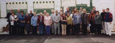 ETHS members at Copper Coast, 2004